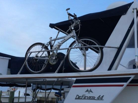 Bike rack