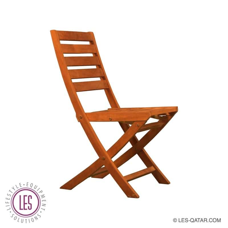 folding chair qatar back covers for dining chairs lifestyle equipment solutions the rental company les teak wood