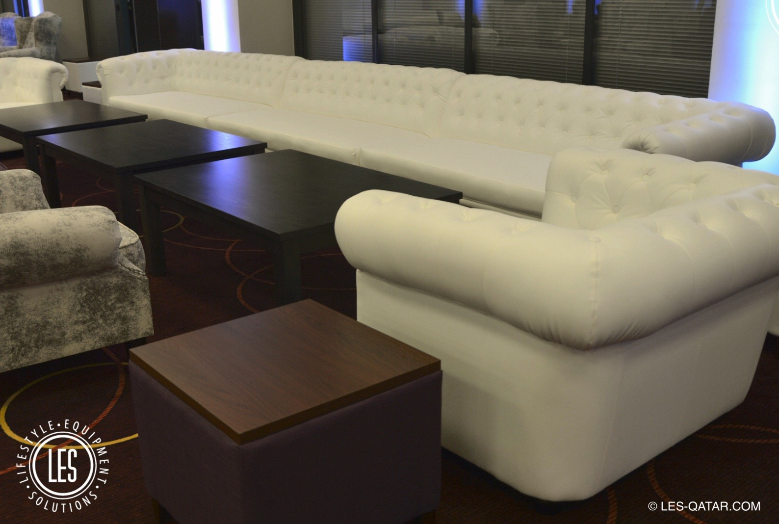 Xxl Chesterfield Sofa Lifestyle Equipment Solutions Les Qatar Les Xxl