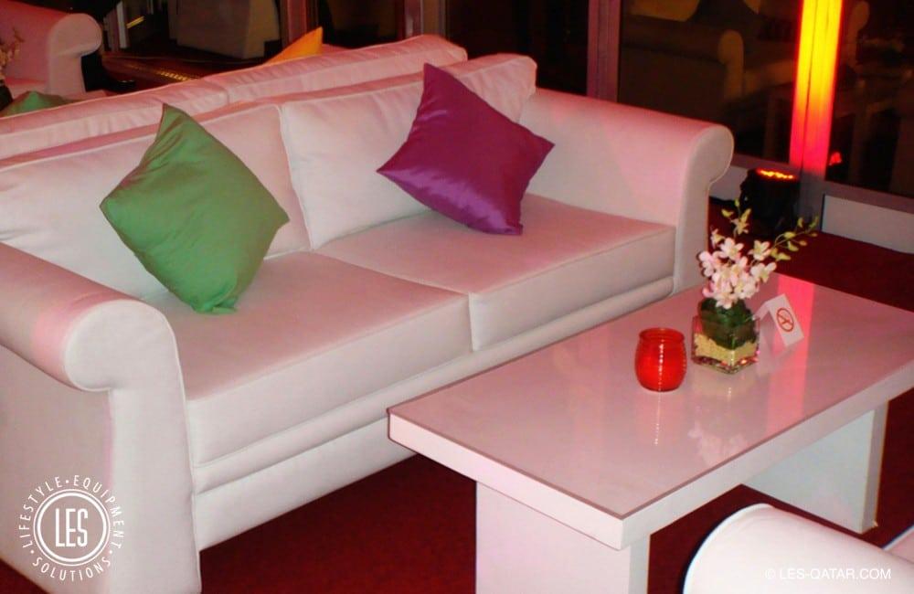 Lifestyle Equipment Solutions – LES Qatar | VIP Lounge