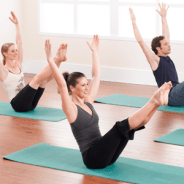 Fat Burning 35 Minute Pilates Workout