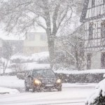 Winterreifen für das Auto