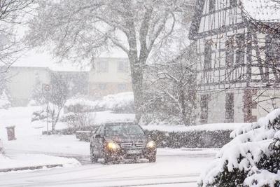 auto im winter 2013