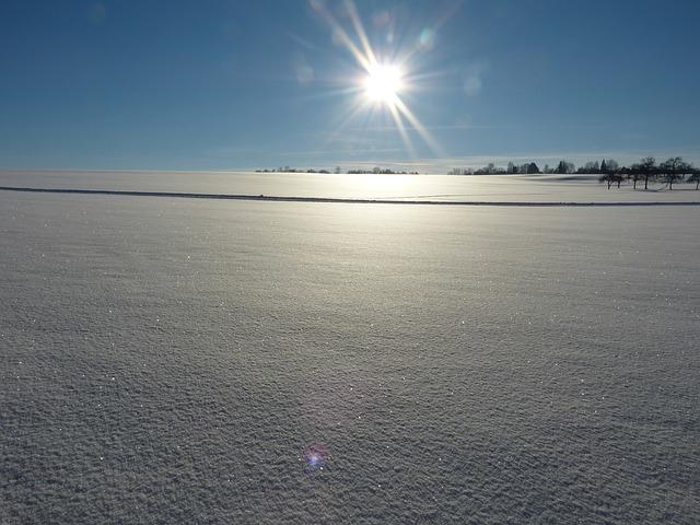 winterlandschaft holland