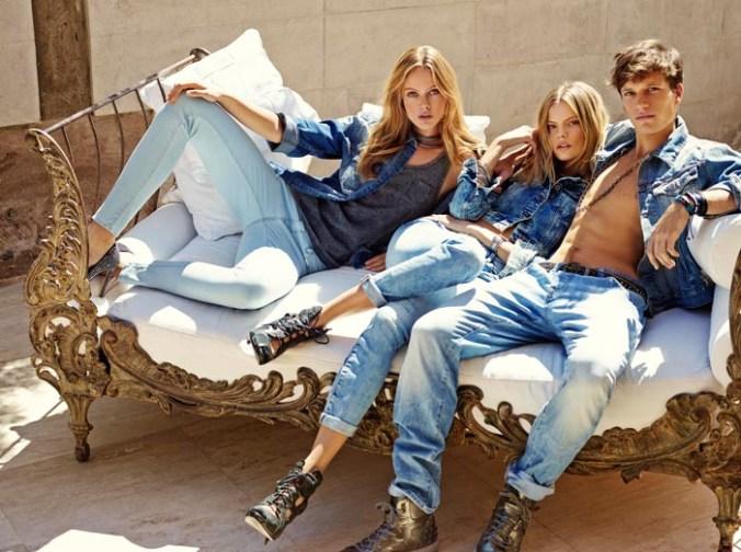 modische jeanstrends 2014