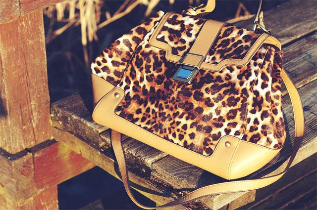 leoparden-tasche-gelb