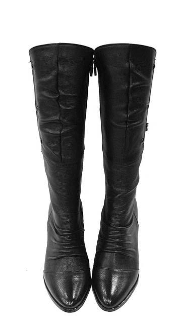 schwarze-boots