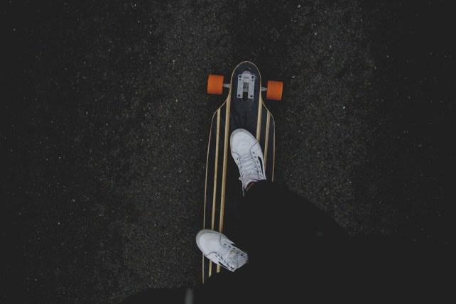 Skateboard Longboard Skaten