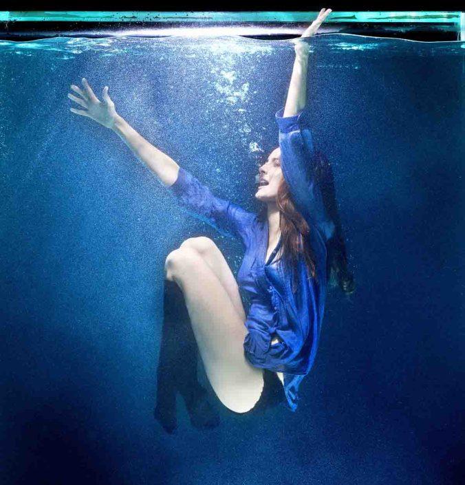 Unterwasser Socken Style
