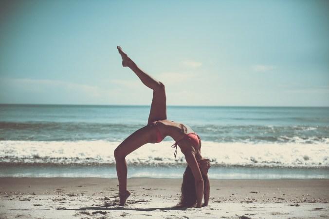 Yoga Strand Bikini