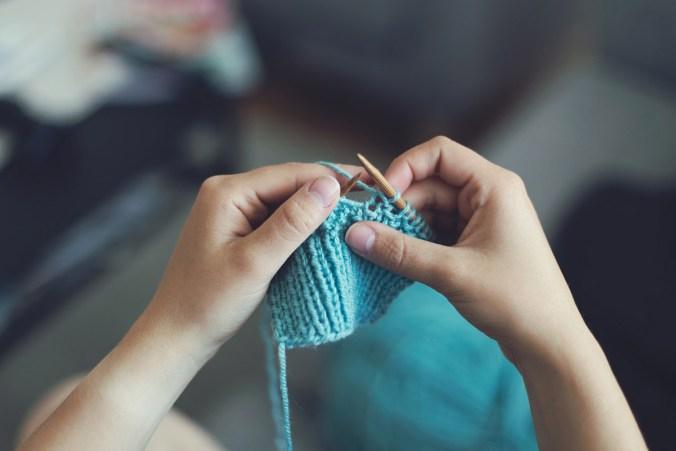 Knitting Stricken Stricknadeln