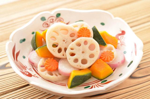 レンコンの栄養と効果でダイエットを成功させるための6つの働きと方法