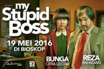 "lifestyle-people.com - Daftar 5 Film Komedi Terbaik ""My Stupid Boss"""
