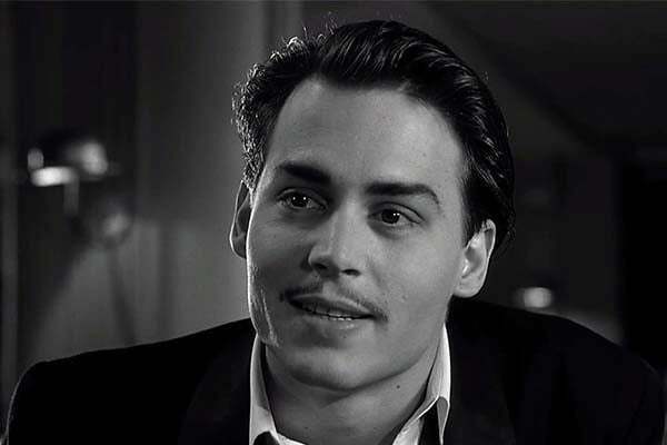 "lifestyle-people.com - Johnny Depp Film ""Ed Wood"""