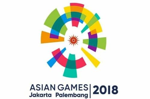 arti logo Asian Games 2018