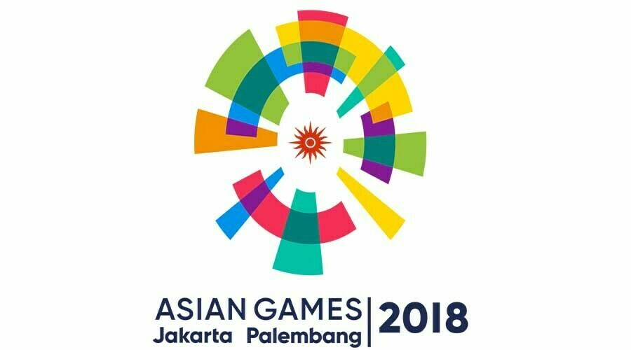 arti logo Asian Games 2018