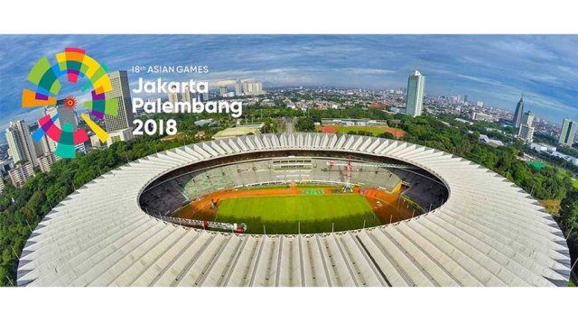 asian games 2018 diselenggarakan dimana