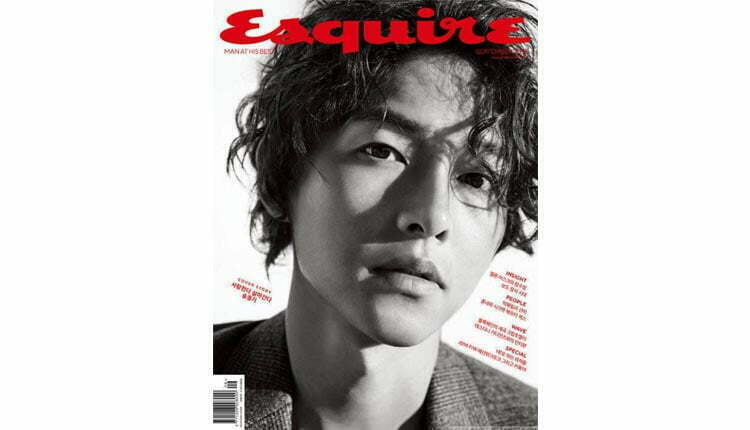 Rambut Song Joong Ki