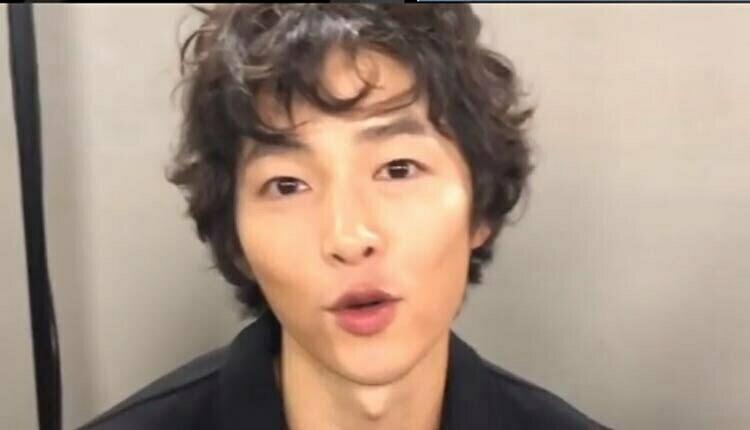 Terlihat Gondrong, Berikut Model Rambut Terbaru Song Joong Ki