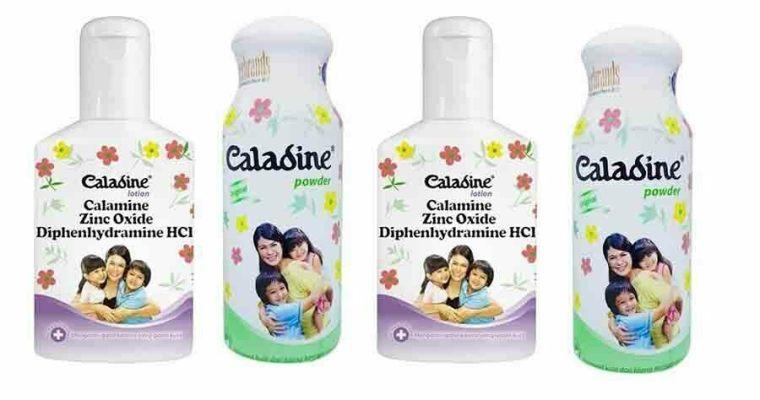 Cara Menghilangkan Jerawat dengan Caladine Lotion dan Bedak
