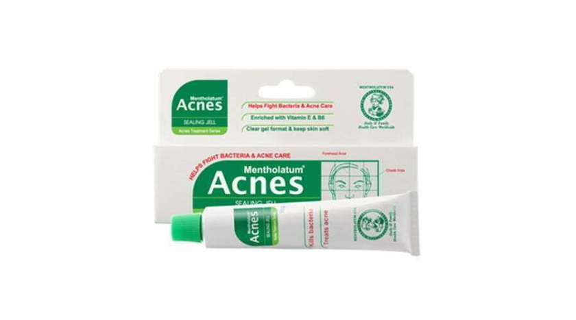 acnes untuk wajah beruntusan