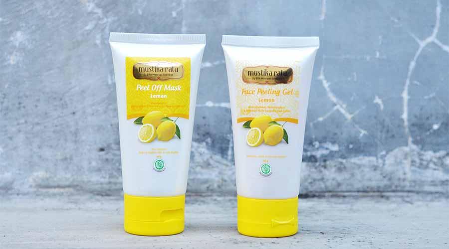 face tonic lemon untuk jerawat