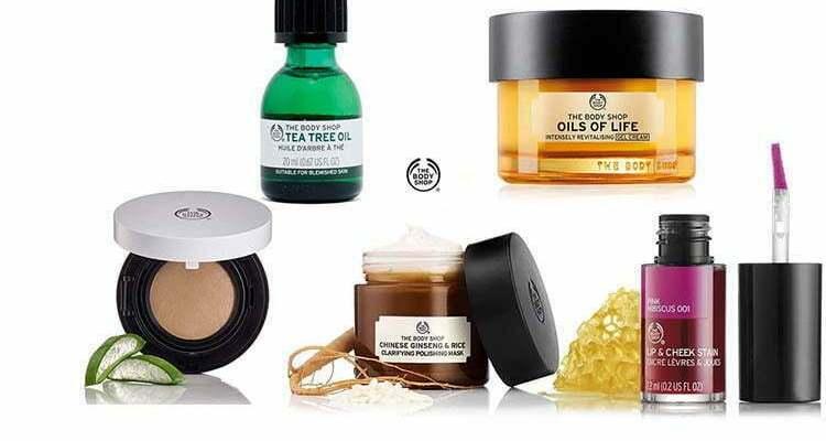Deretan Produk Kecantikan dari The Body Shop yang Menarik untuk Dimiliki
