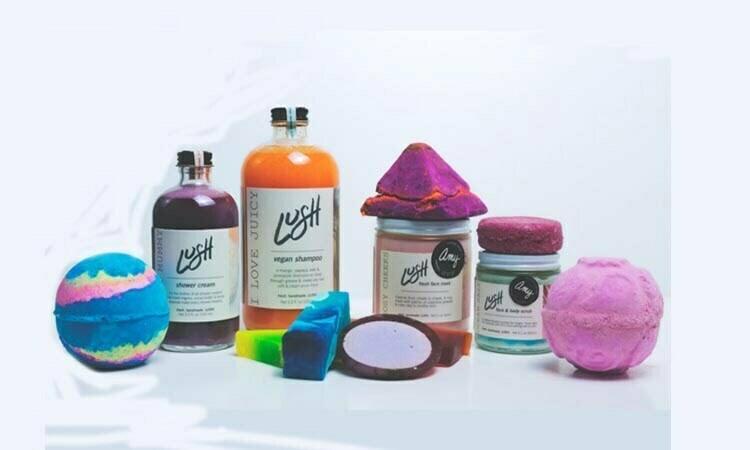 5 Produk Lush Cosmetics yang Menarik untuk Anda Coba