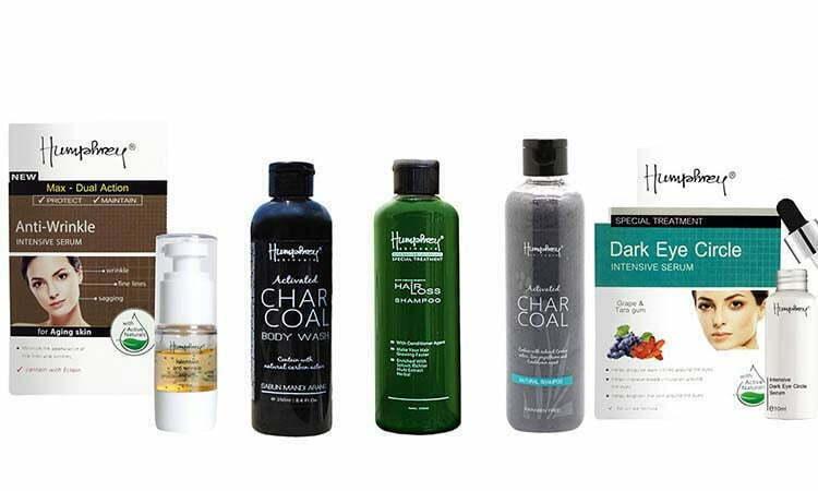 5 Produk Humphrey Skincare Lokal Berbahan Alami