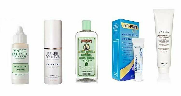 Rekomendasi Produk untuk Mengatasi Cystic Acne