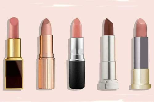 lipstik warna nude