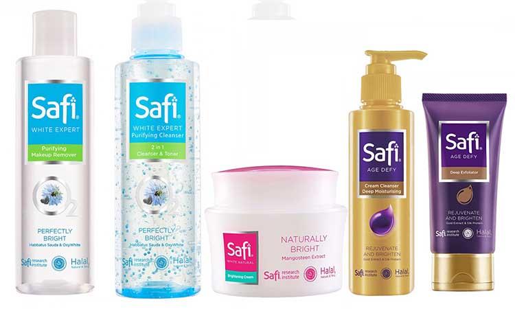 5 Pilihan Produk Skincare dari Safi yang Menarik untuk Dicoba