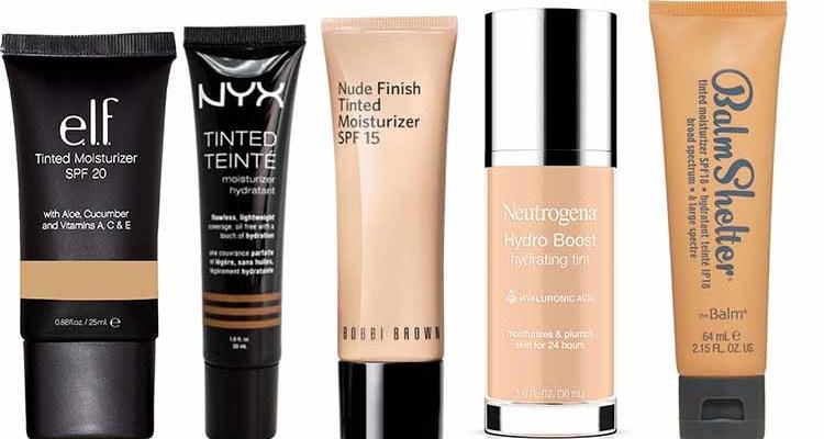 5 Produk Tinted Moisturizer  untuk Tampilan Makeup Natural