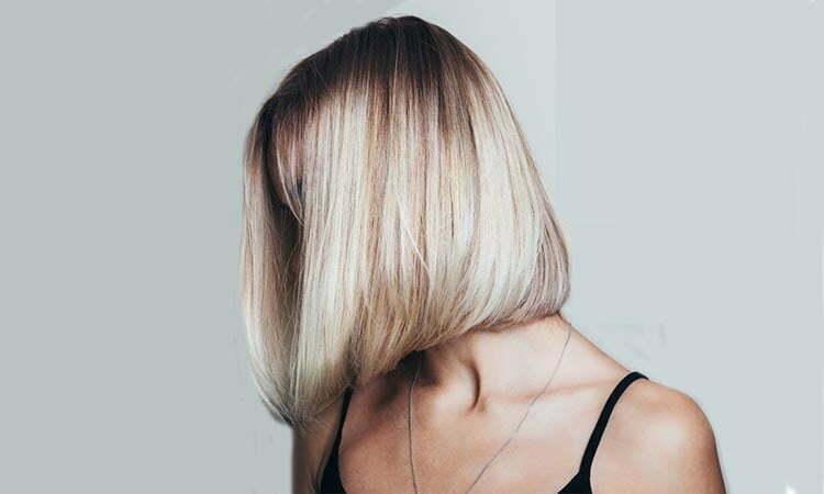 bleaching rambut