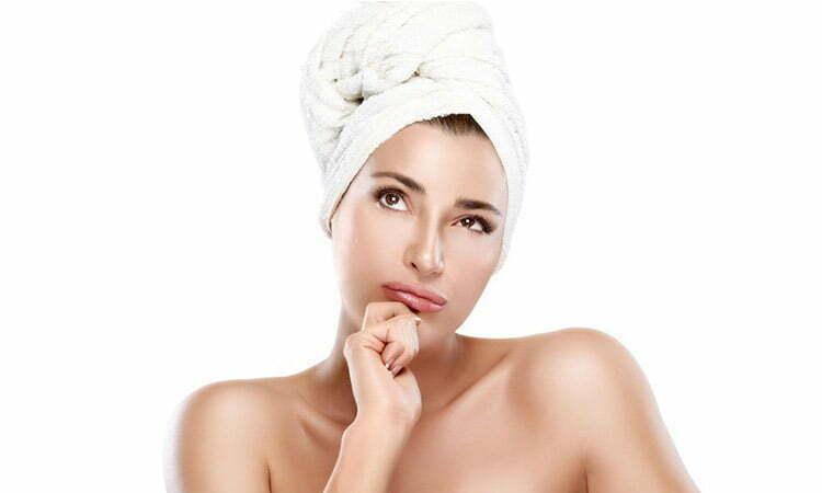 langkah perawatan rambut