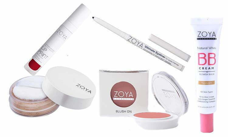 5 Rekomendasi Produk Zoya Cosmetics yang Cocok untuk Pemula