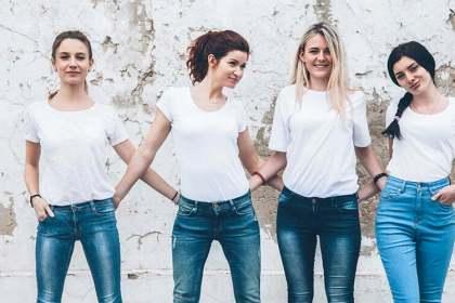 Membuat Celana Jeans Belel