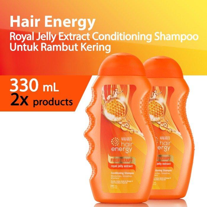 Shampo untuk Rambut Mengembang