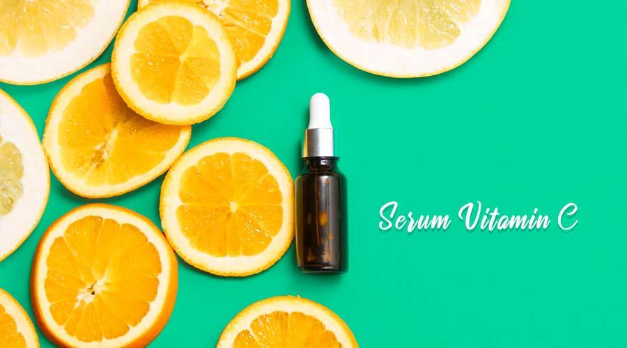 Rekomendasi Serum Vitamin C Lokal