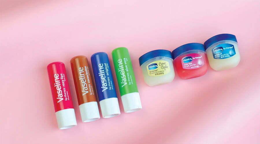 Varian Vaseline Lip Therapy