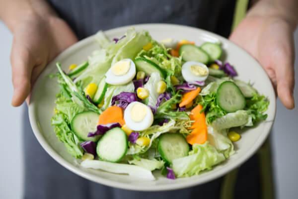 吃素就等於清淡飲食?遵守這 3 原則減輕身體負擔 | Heho生活