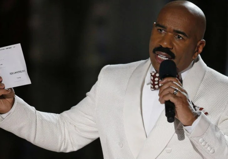 Did Steve Harvey Get Fired From Family Feud