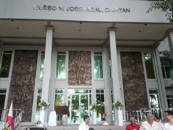 Resulta ng larawan para sa rizal museum in dapitan