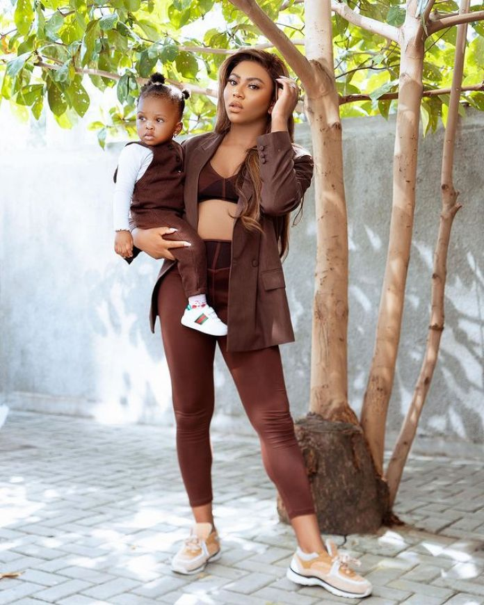 Stephanie Coker And Her Daughter Are Giving Us Mother-Daughter Goals In New Snaps