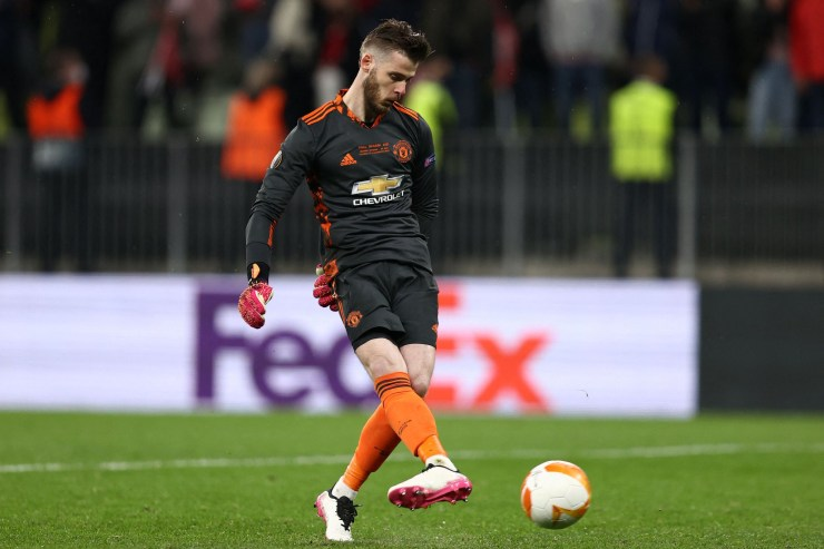 See the hate filled mail a fan sent to Manchester United goalkeeper, David de Gea, following Europa league final loss