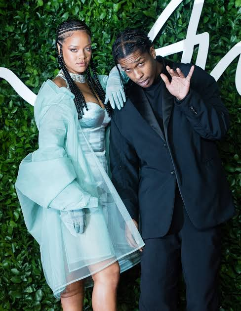 A$AP Rockey Confirms Relationship Status With Rihanna, Calls Her The One