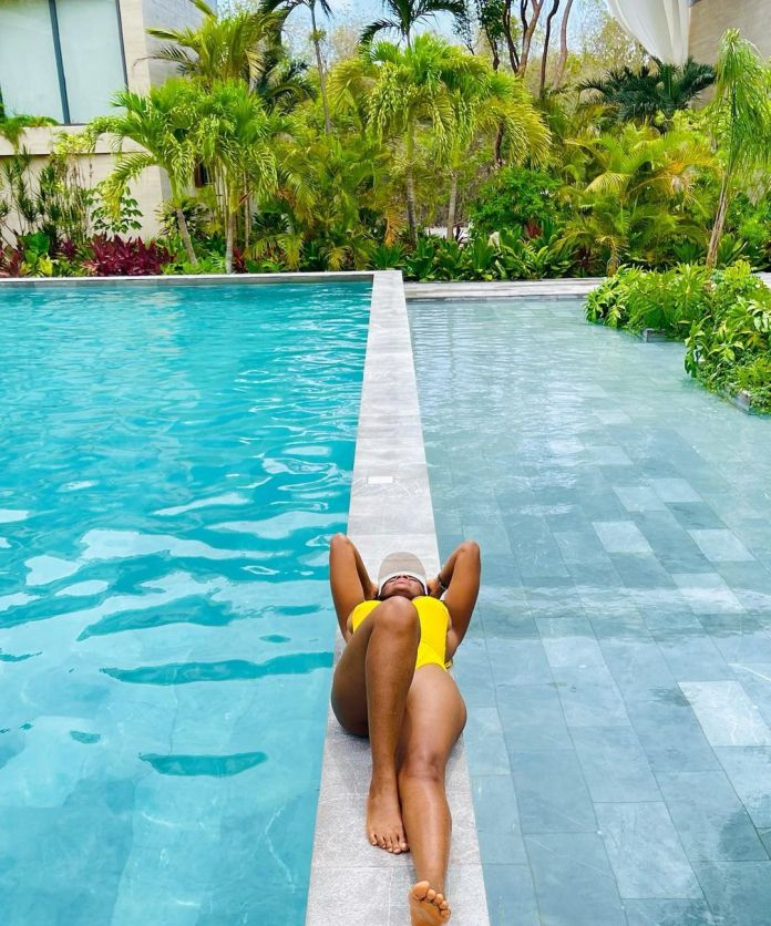 Y'all Better Not Come Back - Bovi Says As Wife's Friend Rocked Her Butts