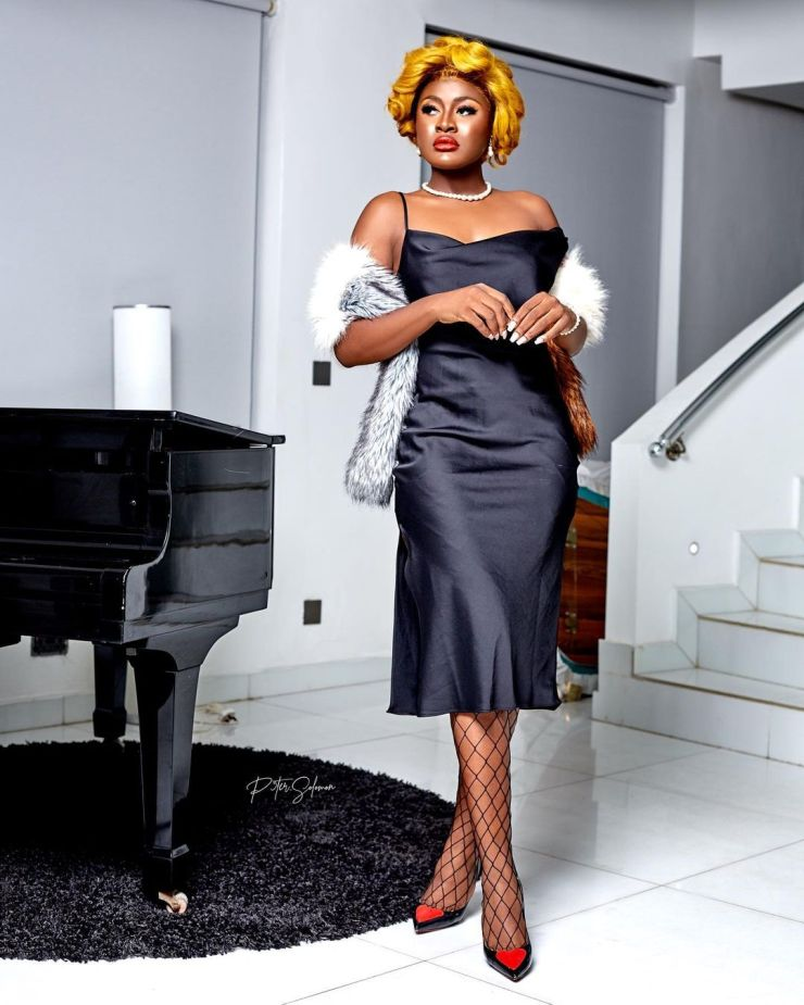 Alex Asogua- Fascinating Is The Word For This Look