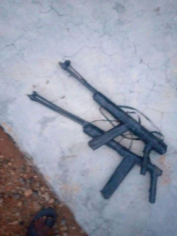 Two suspected kidnappers killed in shootout with Kogi police