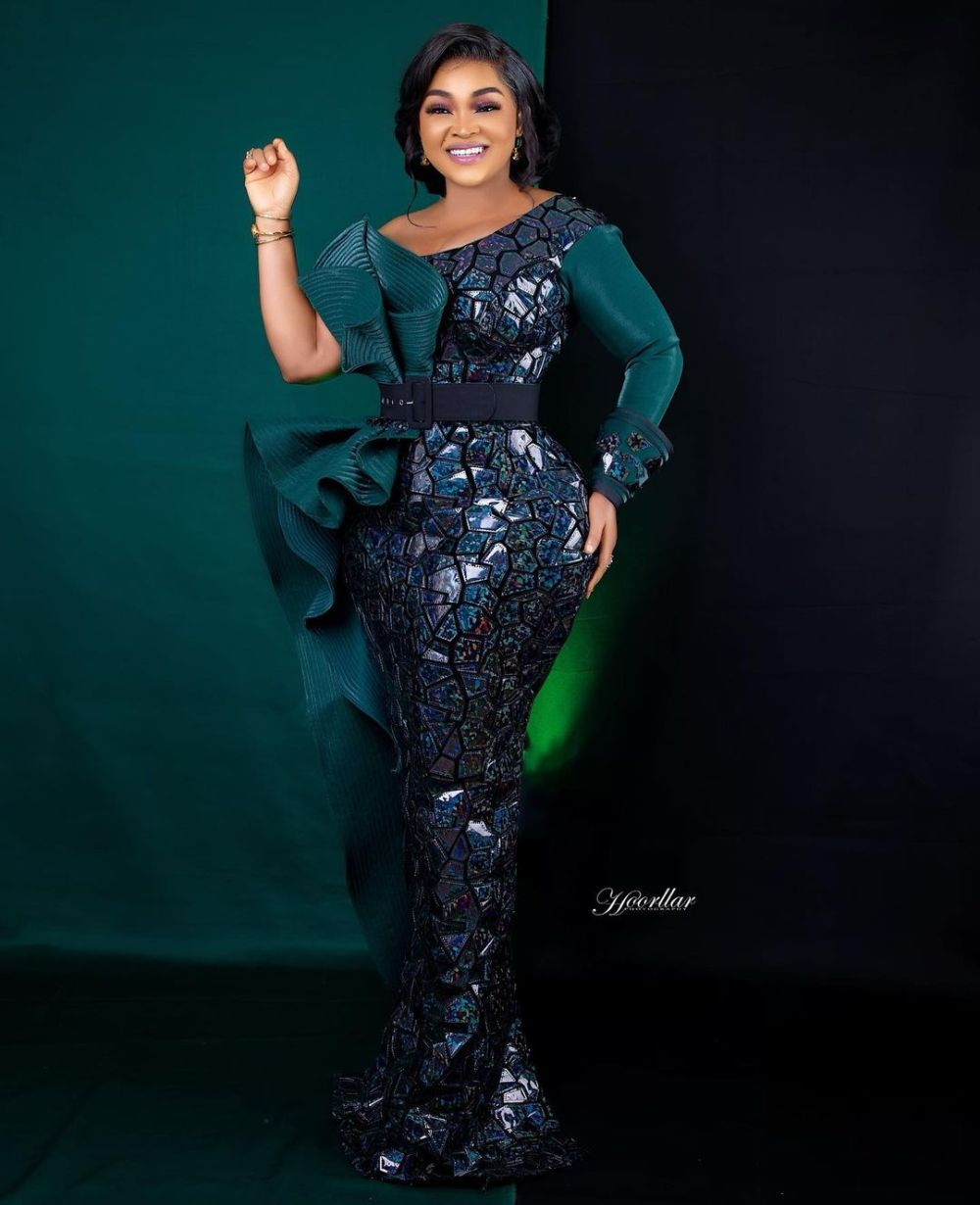 Mercy Aigbe- Looking Ready To Party